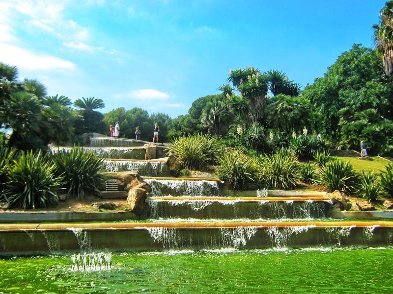 Fontana Monžuik