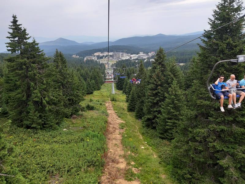 Uspon na Pančićev vrh