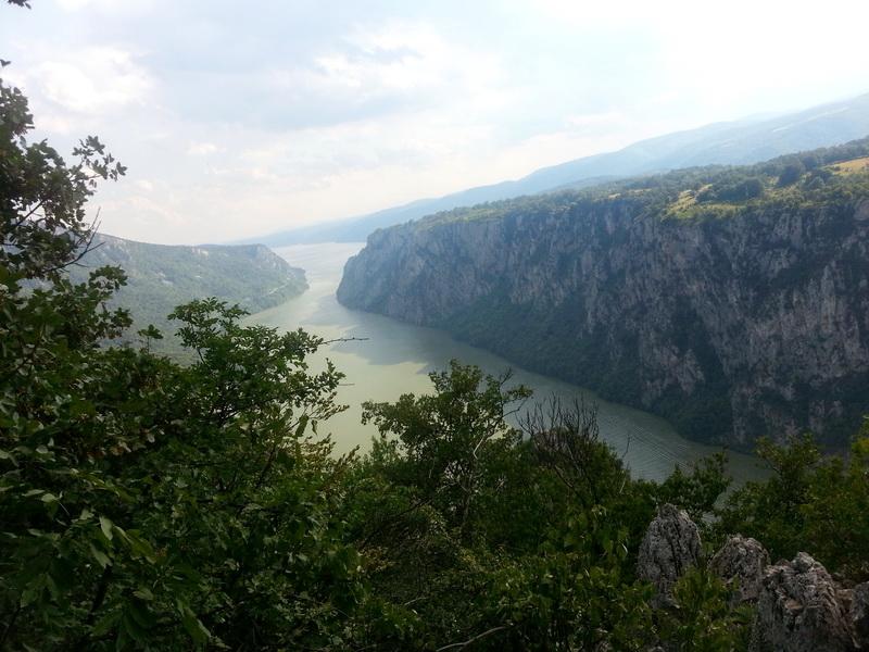 Đerdap pogled sa Miroča