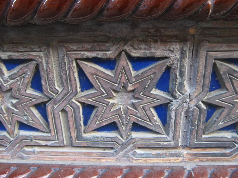 Detalj sa sinagoge