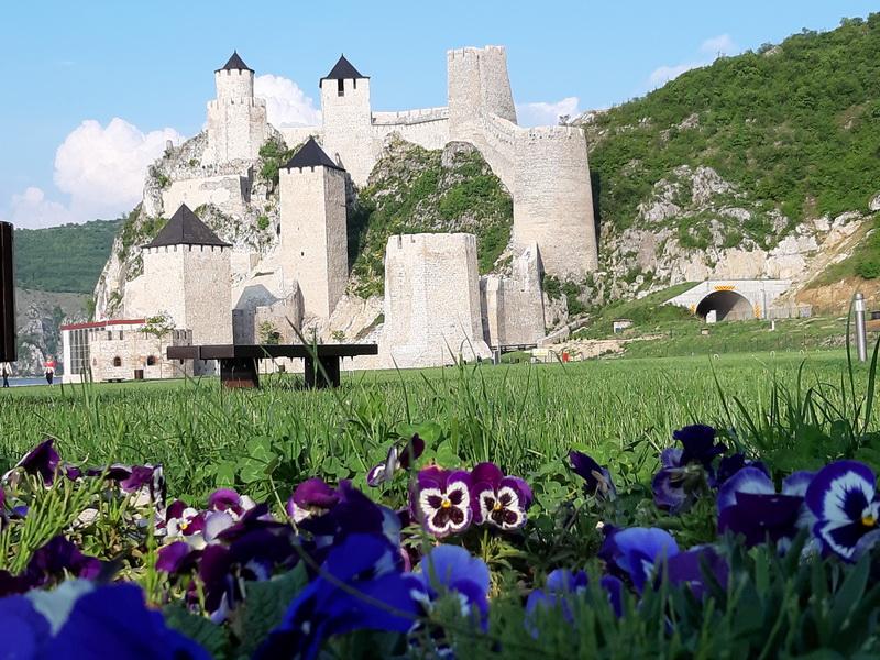 Golubac obnovljena tvrđava