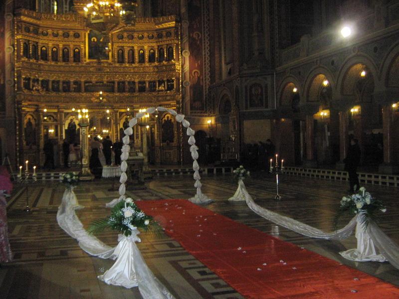 Katedrala unutrašnjost