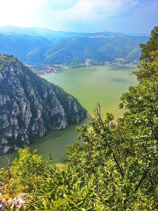 Pogled na Rumuniju