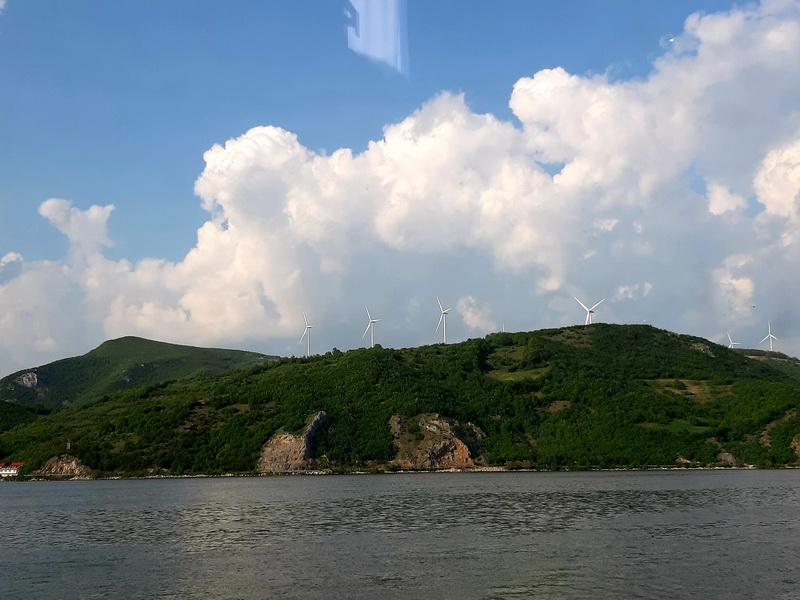 Rumunska obala Golubac