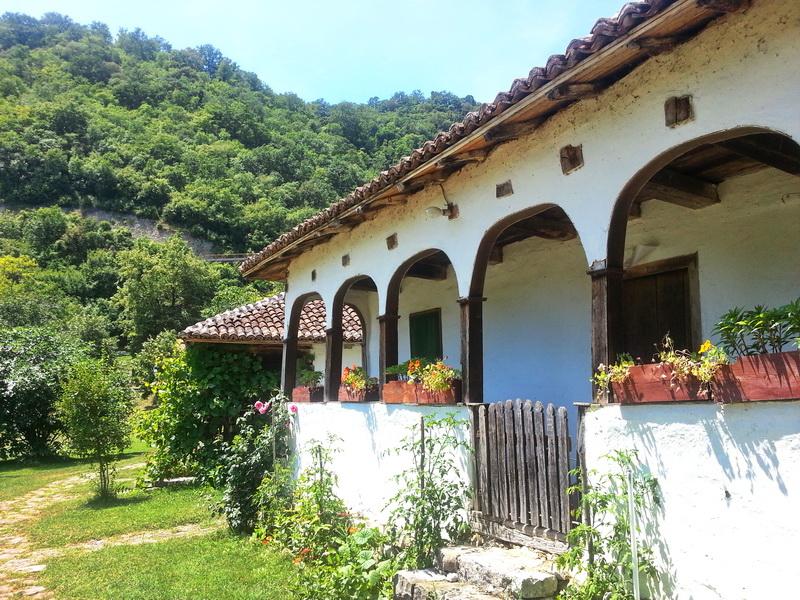 Stara srpska kuća Lepenski vir