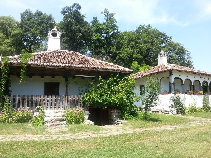 Stare srpske kuće Lepenski vir