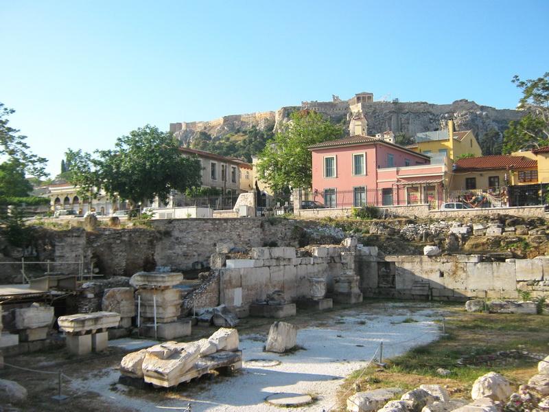 Na putu ka Akropolju