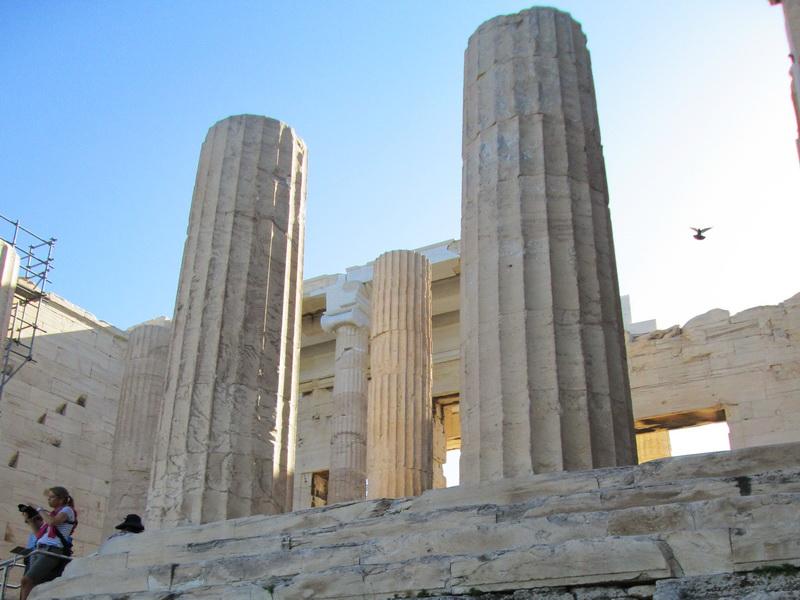 Propileji Akropolj