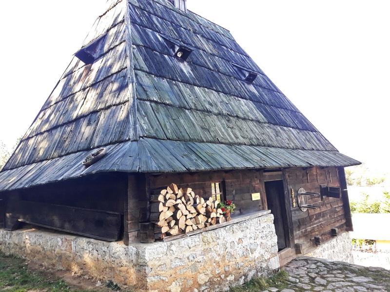 Kuća u Starom selu