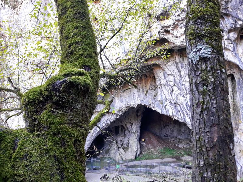 Stopića pećina ulaz