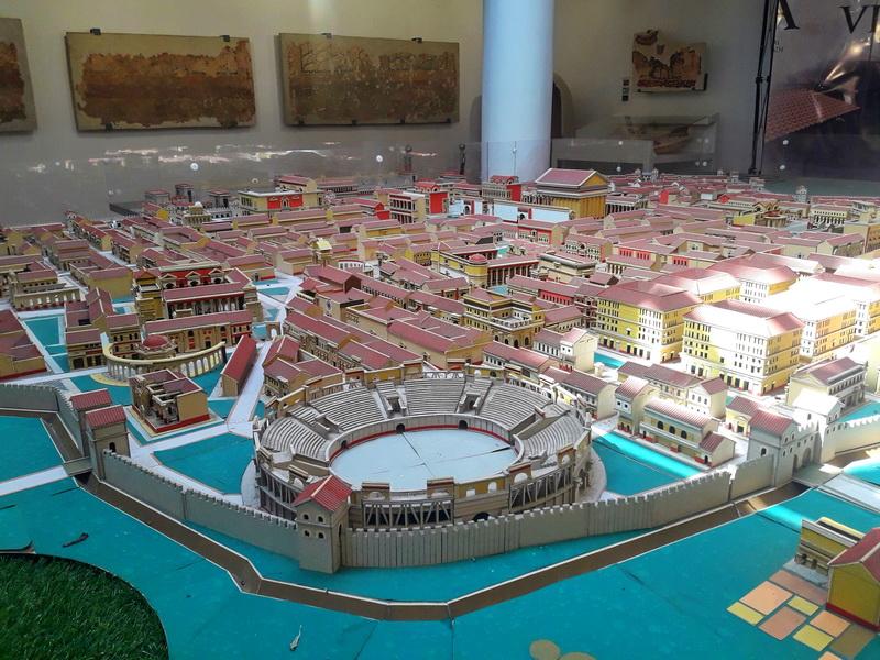 Viminacium rimski grad